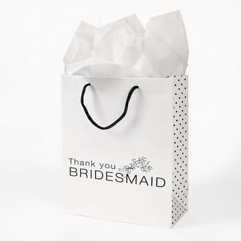 12 x Bridesmaids gift bags