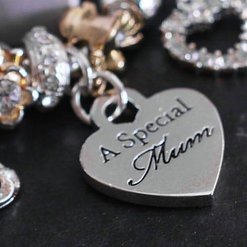 Bedelarmband A Special Mum