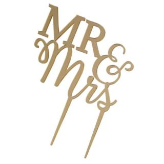 Mr. and Mrs. Taarttopper Goud