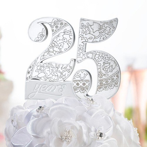 Taarttopper 25 Design