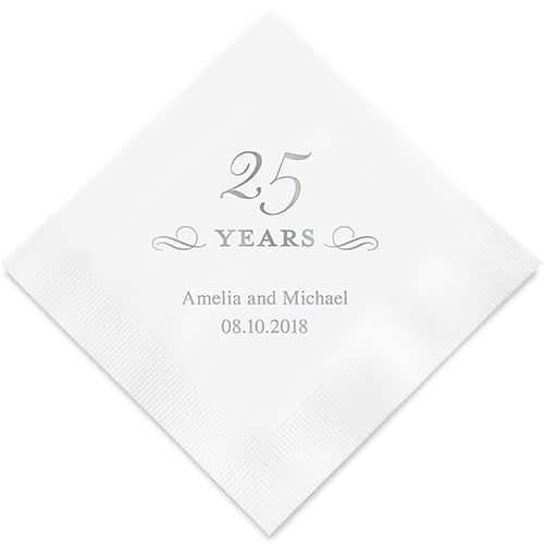 Servetten 25