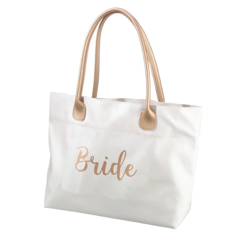 Bride Tas Goud