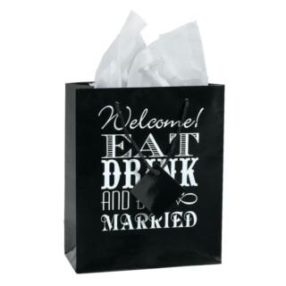 Cadeautassen Eat, Drink And Be Married