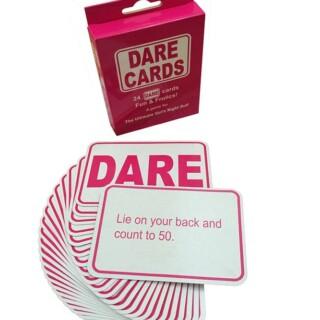 Dare Cards Vrijgezellenfeest Spelletjes