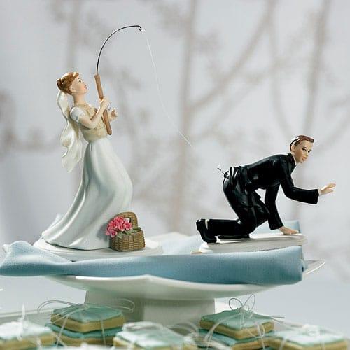Bruidegom Aan de Haak Geslagen
