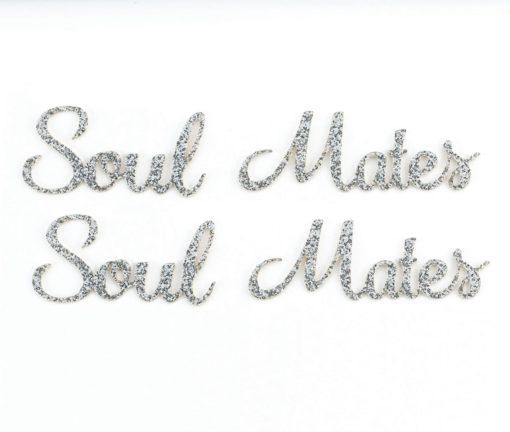 Soul Mates Schoen Stickers