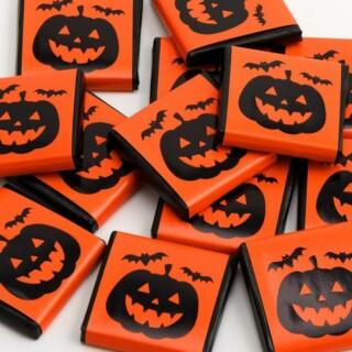 Halloween Chocolade Neapolitans