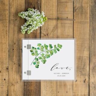Gastenboek Love Greenery