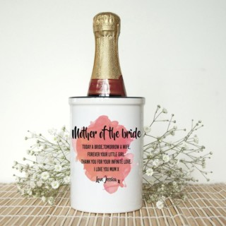 Miniatuur Champagne emmer 'Mother of the Bride'