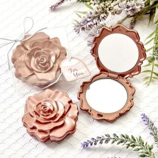 Roos Design Spiegeltje Dusty Rose