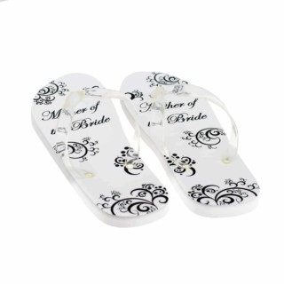 Exclusieve Mother of the Bride Slippers