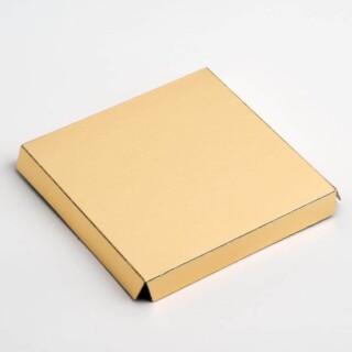 Gouden Bodem voor Doosjes - 10 Stuks (verkrijgbaar in 6 maten van 60 mm tot 140 mm)