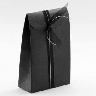 Doosjes Zwart – Groot Tasje – 11.5 x 5.5 x 18 cm – 10 Stuks