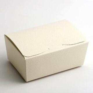Bonbondoosjes Antiekwit Hoogglans - 11.5 x 7.5 x 5 cm - 10 Stuks