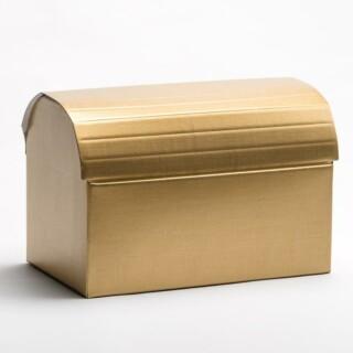 Grote Geschenkdozen Goud - 38 x 23 x 25 cm - 10 Stuks