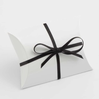Doosjes Glossy Wit – Sachet 7 x 7 x 2.5 cm – 10 Stuks