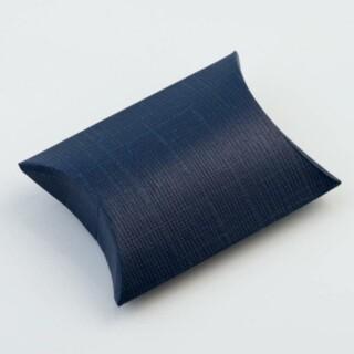 Doosjes Navy Blue Zijdeglans – Sachet 7 x 7 x 2.5 cm – 10 Stuks