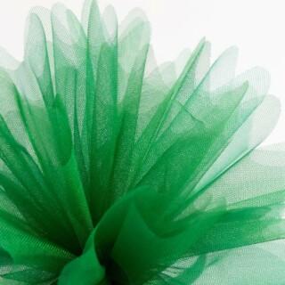Groen Organza Tule gekartelde rand - 50 Stuks