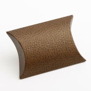 Doosjes Bruin Parelmoer – Sachet 7 x 7 x 2.5 cm – 10 Stuks