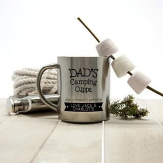 Dad's Cuppa ... Brewed To Perfection Outdoor Koffiebeker