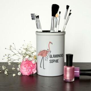Make-up Borstelhouder Gepersonaliseerd - Glamingo