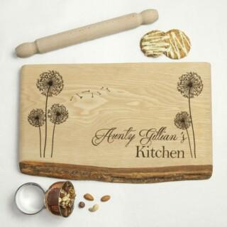 Gepersonaliseerde Snijplank Rustiek Kitchen