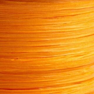Raffia Lint Oranje