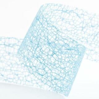 Deco Web Lint Lichtblauw