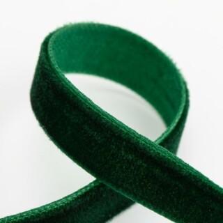 Fluweel Lint Groen 9 mm x 10 M