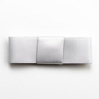 Dior Strikjes Zilver (Zelfklevend) 5 cm - 12 stuks