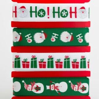 Feestelijke Kerstlinten Mix