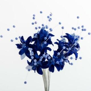 Gipskruid Koningsblauw - 72 stuks