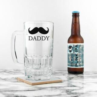 Bierpul Snor Design met Naam