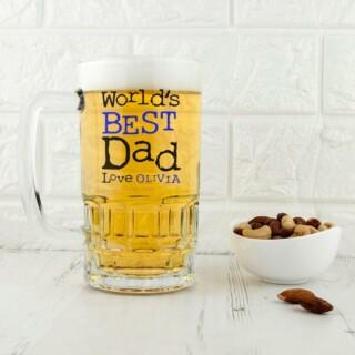 Bierglas World's Best Dad, Love
