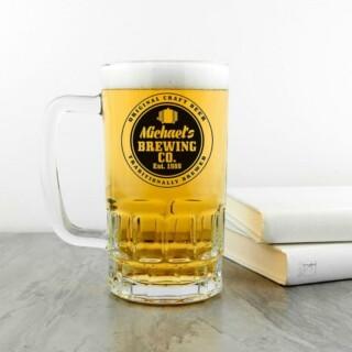 Bierglas Brewing Company Gepersonaliseerd